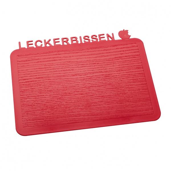 Deska śniadaniowa Koziol Happy Boards Leckerbissen malinowa KZ-3258583
