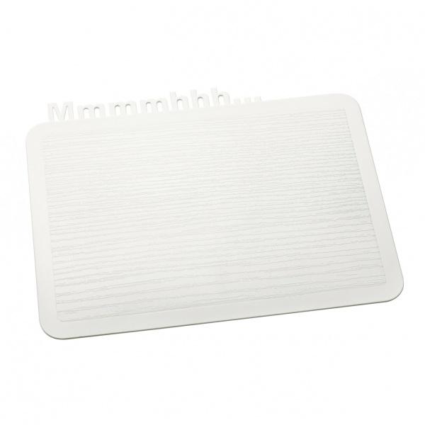 Deska śniadaniowa Koziol Happy Boards Mmmmhhh... biała KZ-3256525