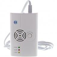 Detektor gazu 11x4cm Retlux biały