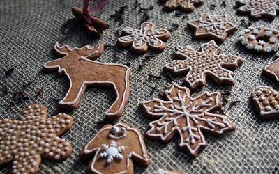 Domowe ciasteczka - poczuj magię świąt już teraz!