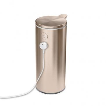 Dozownik bezdotykowy akumulatorowy 266ml Simplehuman różowe złoto
