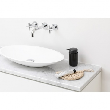 Dozownik do mydła w płynie ReNew ciemnoszary 280245