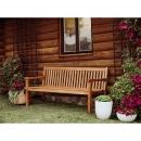 Drewniana ławka ogrodowa 180 cm JAVA