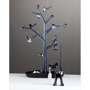 Drzewko na biżuterię Koziol Pi:p L białe