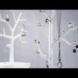 Drzewko na biżuterię Koziol Pi:p L białe KZ-5262100