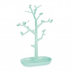 Drzewko na biżuterię Koziol PI:P L turkus/transparentny zielony KZ-5262368