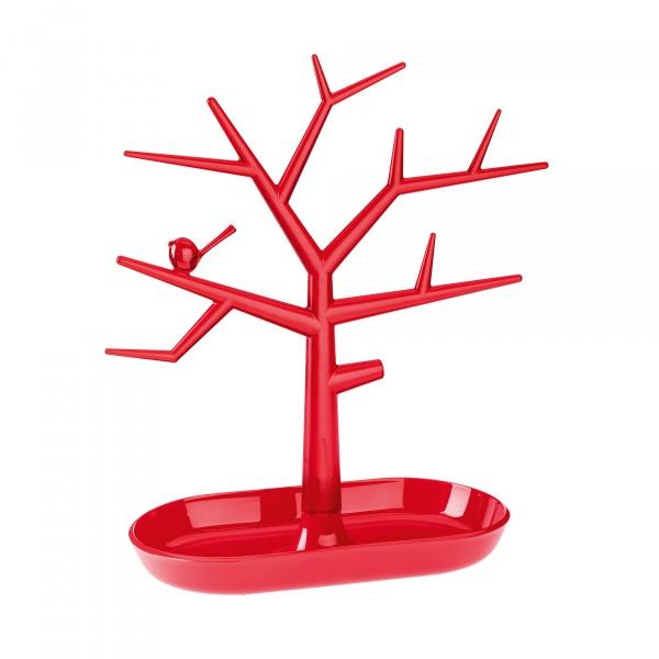 Drzewko na biżuterię Koziol Pi:p malinowe KZ-5260103