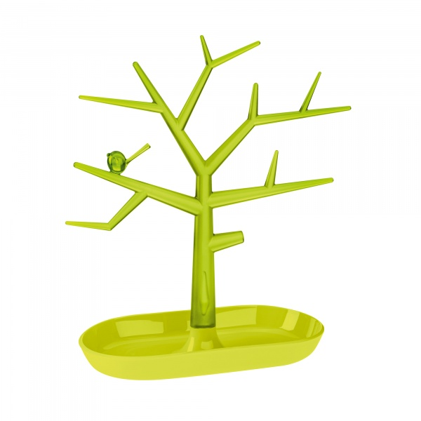 Drzewko na biżuterię Koziol Pi:p musztardowe KZ-5260105