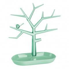 Drzewko na biżuterię Koziol PI:P turkus/transparentny zielony KZ-5260368