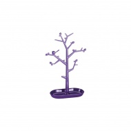 Drzewko na biżuterię  Pi:p fioletowe 5262102