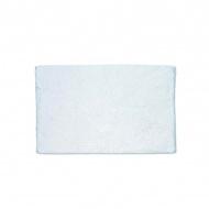 Dywanik łazienkowy 50x80 cm Kela Uni biały
