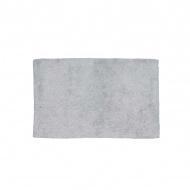 Dywanik łazienkowy 50x80 cm Kela Uni jasnoszary
