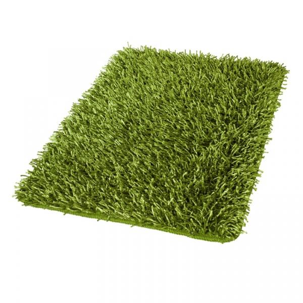Dywanik łazienkowy 60x100 cm Kleine Wolke Riva trawiasty KW-5471625360