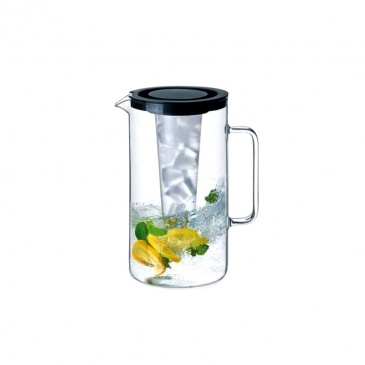 Dzbanek na lemoniadę z wkładem na lód 2,5l