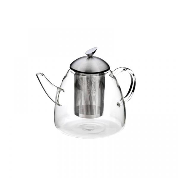 Dzbanek do herbaty 1,8 l Kela Aurora przezroczysty KE-16941