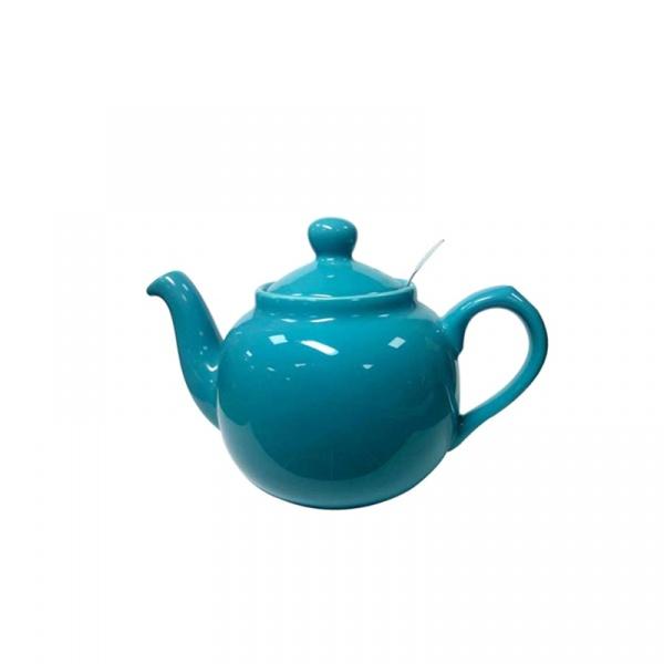 Dzbanek do herbaty z filtrem Farmhouse 1,2 l London Pottery morski LP-17273402