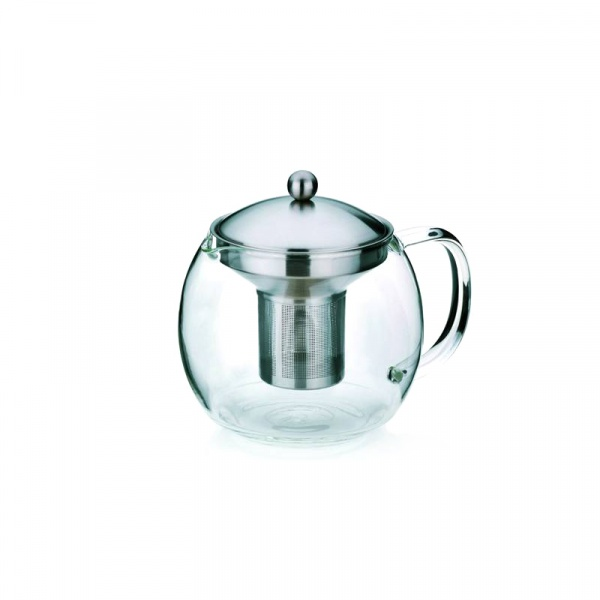 Dzbanek do herbaty z zaparzaczem 1,2 l Kela Cylon przezroczysty KE-16922