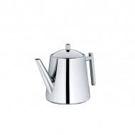 Dzbanek do herbaty z zaparzaczem 1,7 l Kela Ancona srebrny