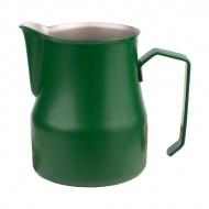 Dzbanek do spieniania mleka 350 ml Motta zielony