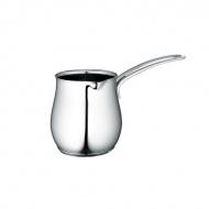 Dzbanek do spieniania mleka Cilio Professional srebrny