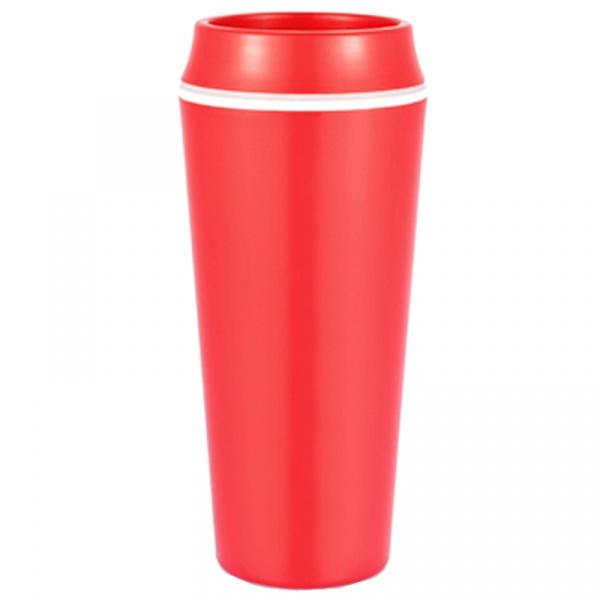 Eco-kubek PLA 0,35 l Xdmodo czerwony XD-P432.174