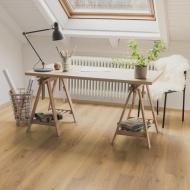 Egger Laminowane panele podłogowe 39,8 m² 8 mm Oak Trilogy Natural