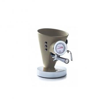 Ekspres do kawy w kremowej skórze 24x36,5cm Casa Bugatti DIVA kremowy