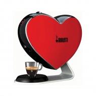 Ekspres elektryczny do kawy 41x21x36,5 cm Bialetti Cuore czerwony