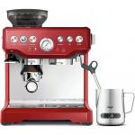 Ekspres kolbowy The Barista Express Sage SES875CRN czerwony + 4kg kawy gratis!