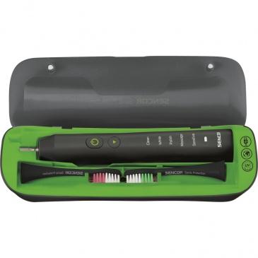 Elektryczna soniczna szczoteczka do zębów Sencor SOC 3311BK