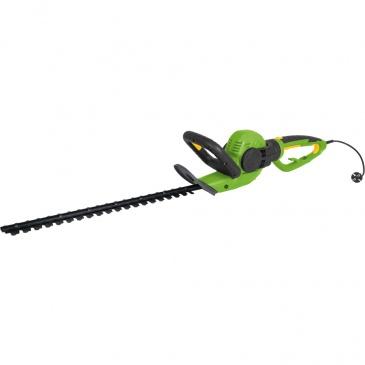 Elektryczne nożyce do żywopłotu 51cm Fieldmann zielone FZN 2002-E