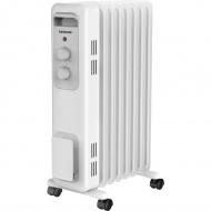 Elektryczny grzejnik olejowy 1500W Sencor biały