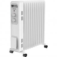 Elektryczny grzejnik olejowy 2300W Sencor biały