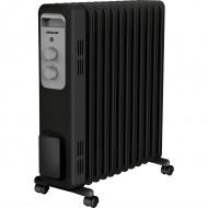 Elektryczny grzejnik olejowy 2300W Sencor czarny