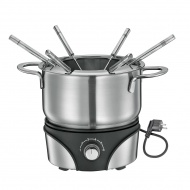 elektryczny zestaw do fondue dla 6 os.