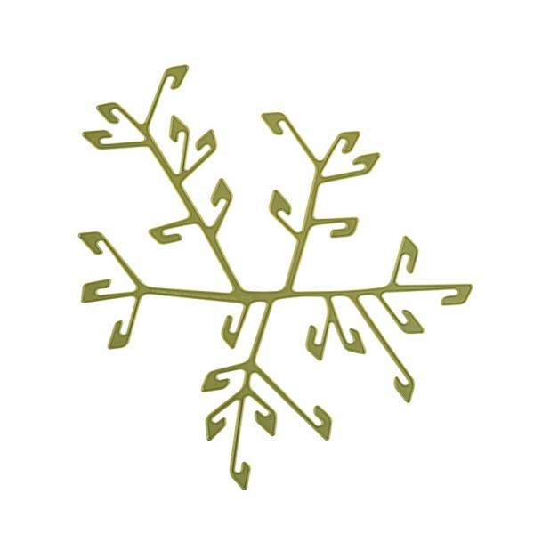 Element dekoracyjny Koziol Cherrie oliwkowy KZ-1114513