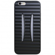 Etui Apple iPhone 5/5s/se Meliconi Guscio czarne