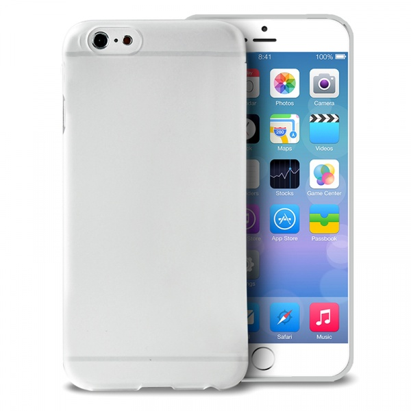 """Etui iPhone 6 4.7"""" PURO Crystal Cover przezroczysty IPC647CRYTR"""