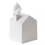 Etui na pudełko z chusteczkami Umbra białe