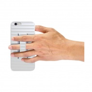 Etui Samsung Galaxy S4 Meliconi Guscio białe