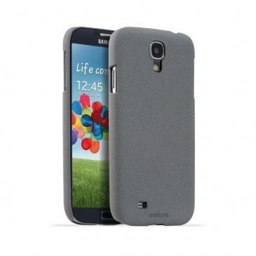 Etui Samsung Galaxy S4 Meliconi Softsand szare
