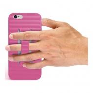 Etui Samsung Galaxy S5 Meliconi Guscio fioletowe