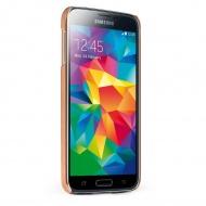 Etui Samsung Galaxy S5 Meliconi Techno złote