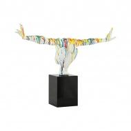 Figurka Dive Kokoon Design wielokolorowy