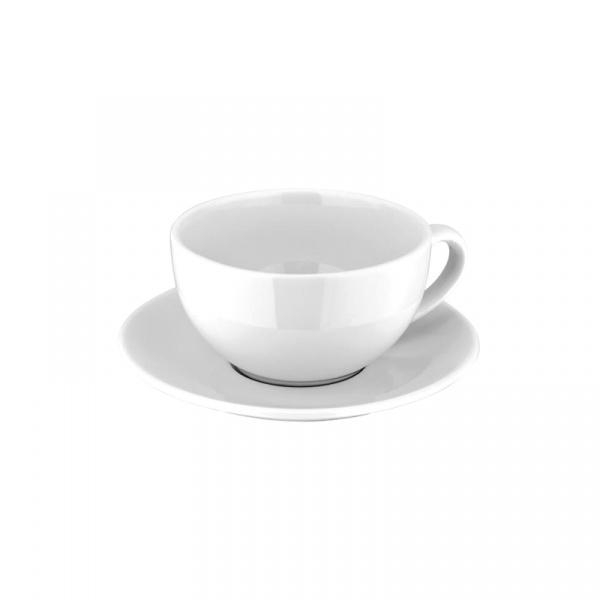 Filiżanka cappucino 250 ml Judge Table biała JU-JFY023