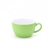 Filiżanka do cappuccino 0,25 l Kahla Pronto Colore zielona