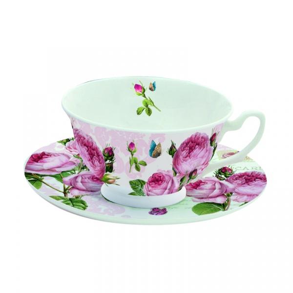 Filiżanka do herbaty Nuova R2S Romantic 322 RMR