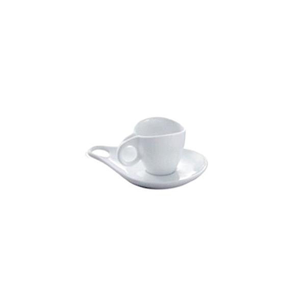 Filiżanka do herbaty ze spodkiem Casa Bugatti Milla 6 szt. 53-1002PO