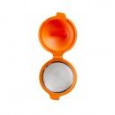 Foremka do jajek w koszulkach Lekue pomarańczowa