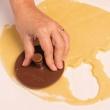 Foremka do lodów i ciasta + wykrawaczka KRÓWKA Pavoni CK05GL8S
